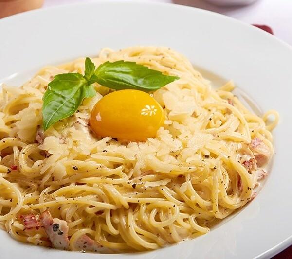Спагеті карбонаре